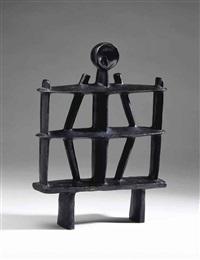homme (apollon) by alberto giacometti