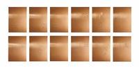 dodici forme dal 10 giugno (in 12 parts) by alighiero boetti
