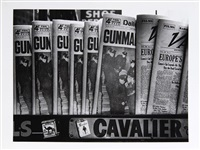 gun, gun, gun, new york by william klein