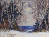 grey day, north york by manly edward macdonald