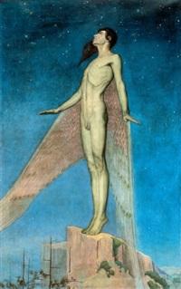 az angyal (angel) by aladar kacziany