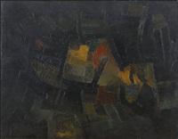 ébats nocturne by paul ackermann