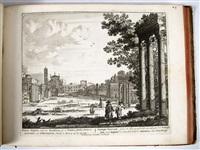roma aeterna sive ipsius aedificiorum romanorum, integrorum collapsrumque conspectus duplex (100 works in-8) by pieter (petrus) schenk