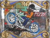 pizza by loren munk