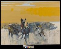 hyena by keith joubert