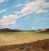 arizona (clouds) by albert lorey groll