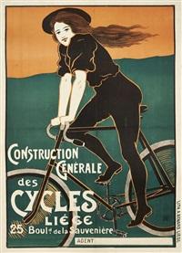 construction générale des cycles - liège by armand rassenfosse