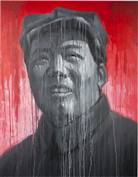 mao - red & black by sheng qi
