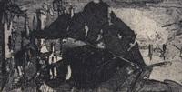 guardi (suite of 19, various sizes) by horst janssen