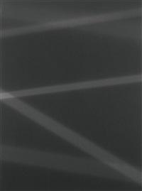 transparency (negative) (kodak portra 400nc em. no. 3161: november 28-30 lax/mia mia/lax) by walead beshty