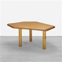 dining table by charlotte perriand