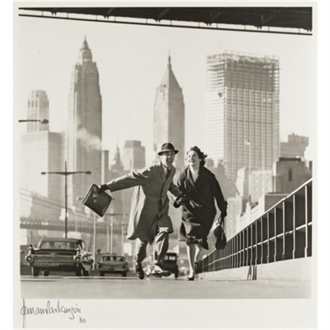 new york new york by norman parkinson
