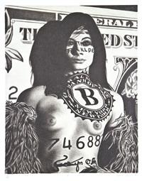 $ (dollar) by richard phillips