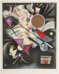 composition by wassily kandinsky