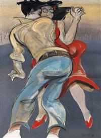 dancing at rock session by benedicto cabrera