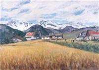 paesaggio by giuliano emprin