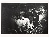 on the bus by david goldblatt