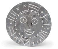 tete en forme d'horloge by pablo picasso