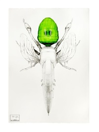 destructionis hostis vespa top view by ludo