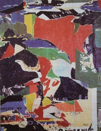 georges braque by jacques villeglé