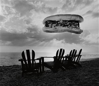 all american sunset by jerry uelsmann