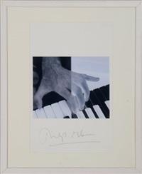 philip glass hand by lynn davis