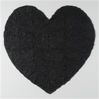 untitled (heart) by james lee byars