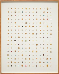 untitled (cereal) by tom friedman