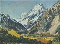 mount cook by duncan darroch