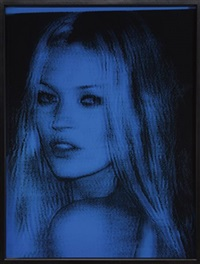 untitled (blue kate) by paul rusconi