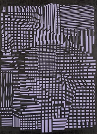 krest by victor vasarely