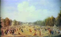 a game of gerred, constantinople by luigi acquarone
