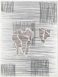 untitled (in 3 parts) by jonathan lasker