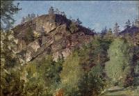 kalliomaisema - kokkoberget by fredrik ahlstedt