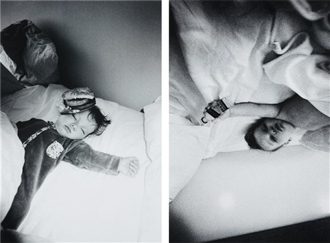 untitled diptych by dash snow