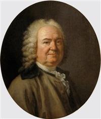 portrait de vieillard by guillaume françois colson
