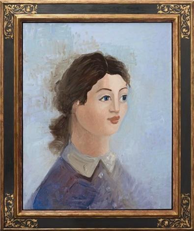 impressionist pastel by george condo