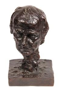 william rush's head by thomas eakins