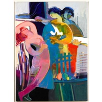 free love by hessam abrishami