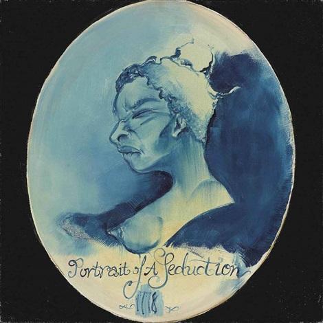 portrait of a seduction by kara walker