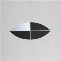 untitled 2 - silver quadrant by amadeo gabino