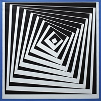 pavo by victor vasarely