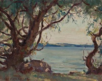bay of quinte, on by manly edward macdonald