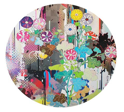 kansei abstraction by takashi murakami