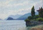 punta di bellagio (menaggio) by licinio barzanti