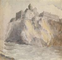 metekhi castle, tbilisi by vladimir tatlin