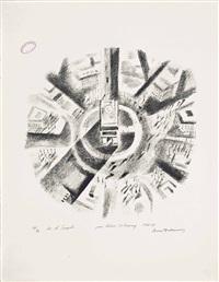 arc de triomphe by robert delaunay
