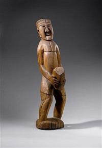man carrying wood by jackson mbhazima hlungwane