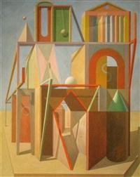 architectural fantasies by joseph amarotico