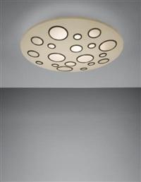 large ceiling light by arredoluce (co.)